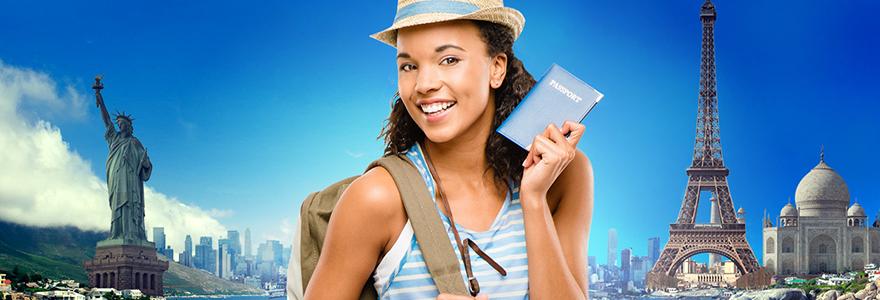 Les destinations de vacances