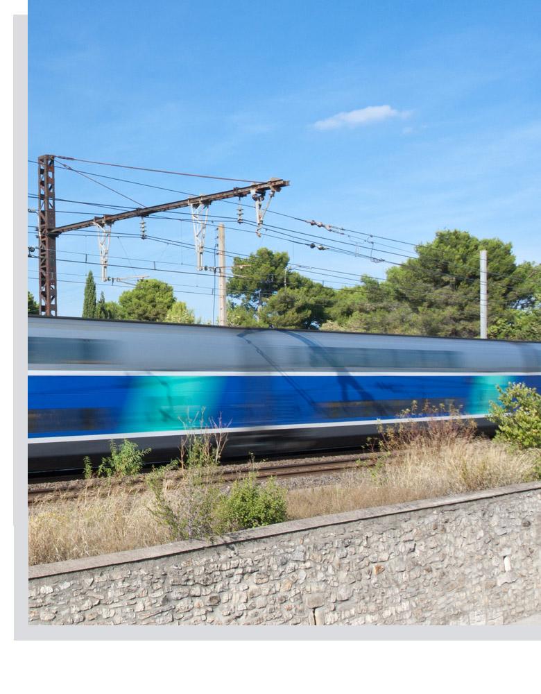 Voyager avec SNCF