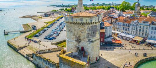 Trouver une location de vacances à La Rochelle