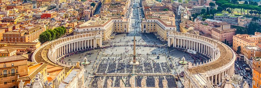 Pass pour visiter la cité de Rome