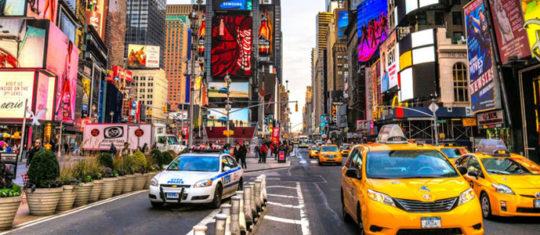 bonjour New York